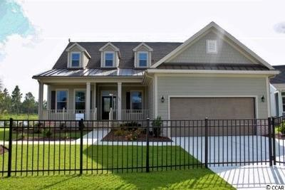 Myrtle Beach Single Family Home For Sale: Tbb14 Indigo Bay Circle