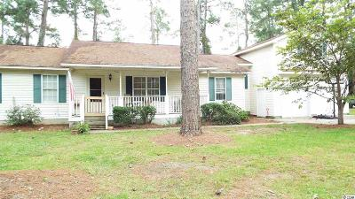 Pawleys Island Single Family Home For Sale: 43 Partridge Lane