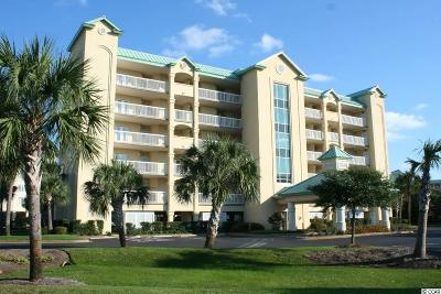 Pawleys Island Condo/Townhouse For Sale: 201 Whitney Parrish #201