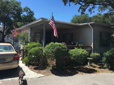 Garden City Beach Single Family Home For Sale: 1863 Kingfisher