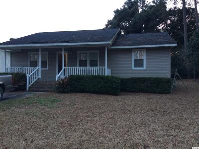 Conway Single Family Home For Sale: 1305 Barker St