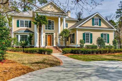 Murrells Inlet Single Family Home For Sale: 3369 Collins Creek Drive