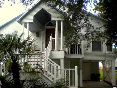 Murrells Inlet Single Family Home For Sale: 4981 Hwy 17 Business