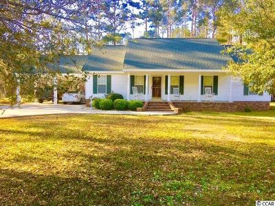 Single Family Home For Sale: 3554 Jordanville Rd