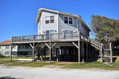 Pawleys Island Single Family Home For Sale: 344a Myrtle Avenue