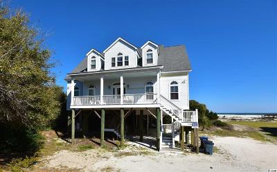 Pawleys Island Single Family Home For Sale: 344b Myrtle Ave.