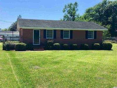 Aynor SC Single Family Home Sold-Inner Office: $50,000