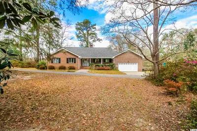 Conway Single Family Home For Sale: 1143 Windy Hill Lane