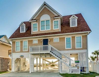 Surfside Beach Single Family Home For Sale: 517 S Seaside Drive
