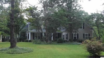 Georgetown Single Family Home For Sale: 469 Robin Drive