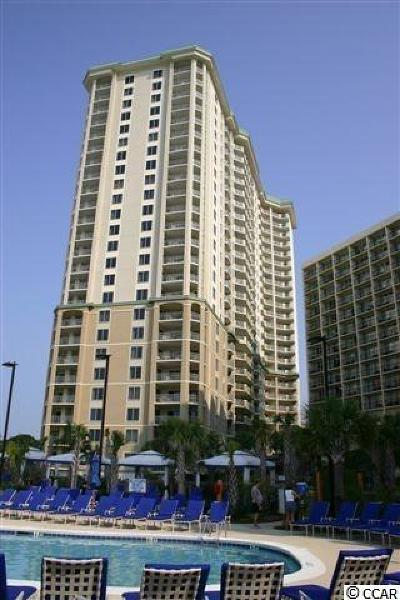 Myrtle Beach Condo/Townhouse For Sale: 9994 Beach Club Drive #405