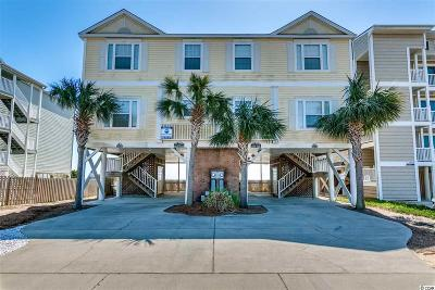 Surfside Beach Single Family Home For Sale: 1411 A S Ocean Blvd