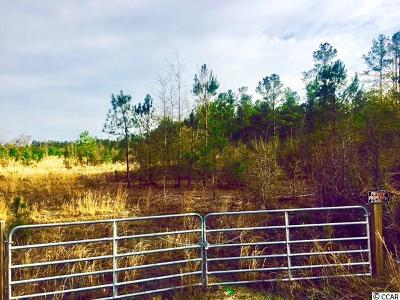 Nichols SC Residential Lots & Land For Sale: $115,000