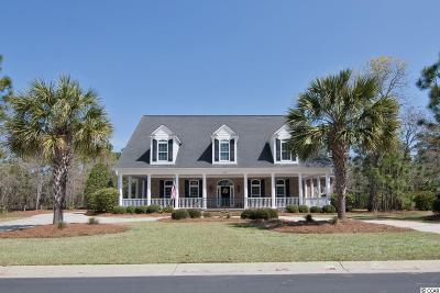 Pawleys Island Single Family Home For Sale: 495 Preservation Circle