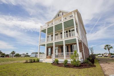 Myrtle Beach Single Family Home For Sale: 2112 Castille Dr