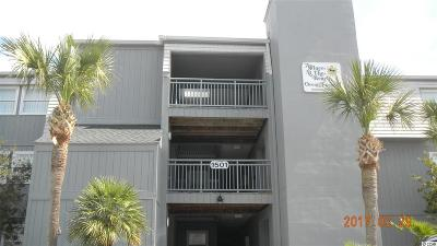 Murrells Inlet SC Condo/Townhouse Sold: $175,000