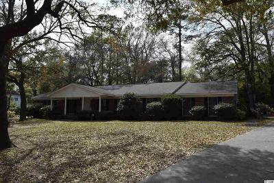 Myrtle Beach SC Single Family Home Sold: $356,000