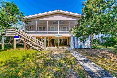 Pawleys Island Single Family Home For Sale: 79 Parker Drive