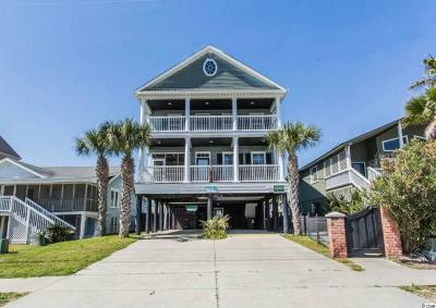 Garden City Beach Single Family Home For Sale: 415 S Waccamaw Drive