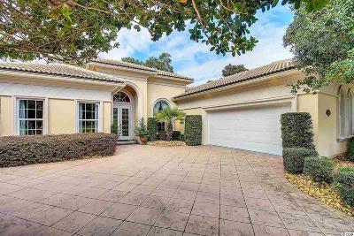 29572 Single Family Home For Sale: 7569 Siena Blvd