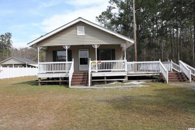 Nichols Single Family Home For Sale: 10681 Church Landing Road