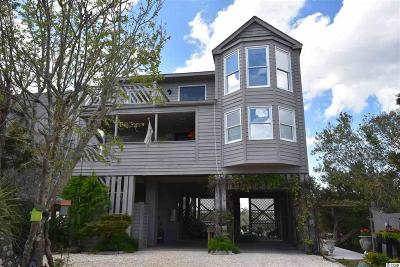 Pawleys Island Single Family Home For Sale: 113 Atlantic Ave.