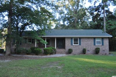 Georgetown Single Family Home For Sale: 3351 St Delight Road