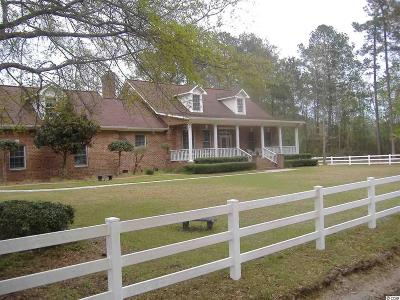 Little River Single Family Home For Sale: 1961 Bright Road