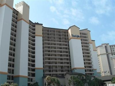 North Myrtle Beach Condo/Townhouse For Sale: 4800 S Ocean Blvd. #1409