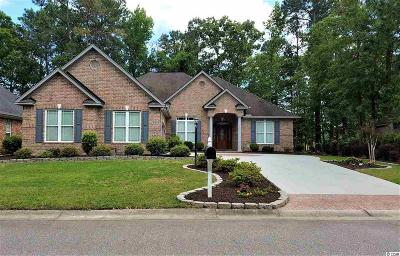 Murrells Inlet Single Family Home For Sale: 5615 S Blackmoor Dr.