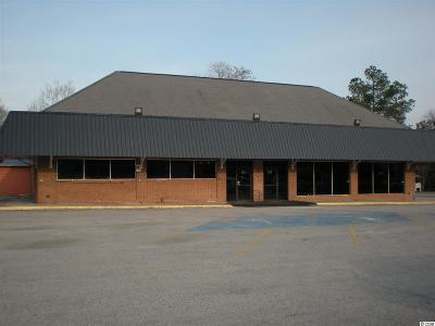 Tabor City Commercial For Sale: 107 Live Oak St.