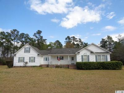 Nichols Single Family Home For Sale: 7314 Cookes Cir.