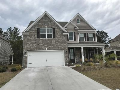 Myrtle Beach Single Family Home Active-Pend. Cntgt. On Financi: 5204 Harvest Run Way