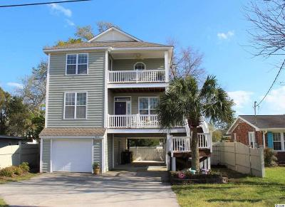 Windy Hill Beach Single Family Home For Sale: 3411 Poinsett
