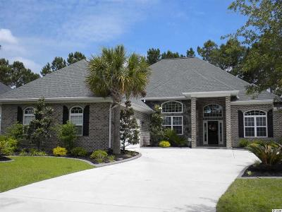 North Myrtle Beach Single Family Home For Sale: 4818 Bucks Bluff Drive