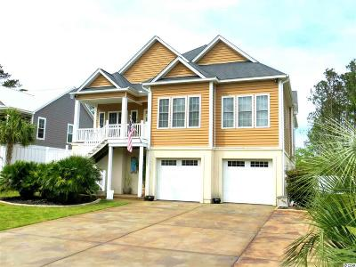 Murrells Inlet Single Family Home For Sale: 352 Sea Marsh Road