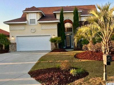 Myrtle Beach Single Family Home For Sale: 866 Bluff View