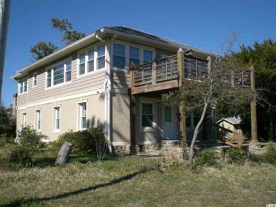North Myrtle Beach Single Family Home For Sale: 200 N 7th Avenue