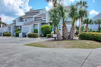 Garden City Beach Condo/Townhouse For Sale: 1601 S Waccamaw Dr. #107