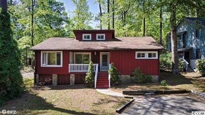 Little River SC Single Family Home Sold-Co-Op By Ccar Member: $145,000