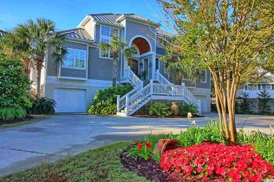 Murrells Inlet Single Family Home Active-Pending Sale - Cash Ter: 4430 Creek Drive