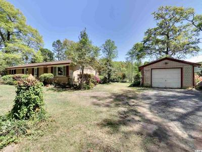 Pawleys Island Single Family Home For Sale: 287 Emerson Loop