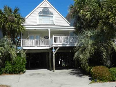 Surfside Beach Single Family Home Active-Pend. Cntgt. On Financi: 1014 B S Ocean Blvd