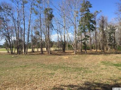 Georgetown County, Horry County Residential Lots & Land For Sale: 9742 Catalonia Ct