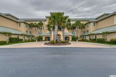 North Myrtle Beach Condo/Townhouse Active-Pend. Contingent Contra: 2180 Waterview Drive #447