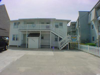 North Myrtle Beach Single Family Home For Sale: 5006 N Ocean Blvd