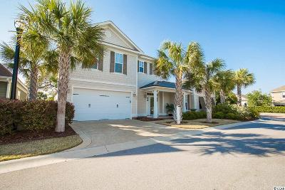 North Myrtle Beach Single Family Home For Sale: 484 Banyan Place