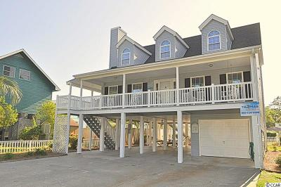 North Myrtle Beach Single Family Home For Sale: 503 22nd Avenue North