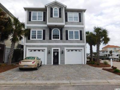 North Myrtle Beach Single Family Home For Sale: 502 55th Ave N