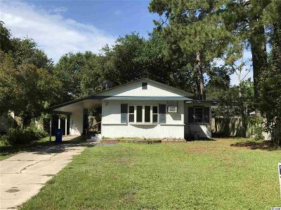 Surfside Beach Single Family Home For Sale: 515 Cypress Drive S